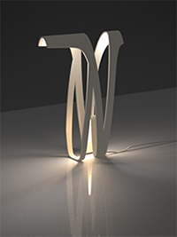 Medulla Lamp, To Do Product Design