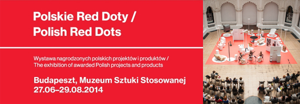 Polish Red Dots in Museum of Applied Arts_Budapest